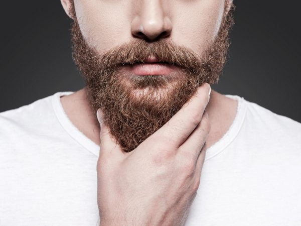 A beard transplant can create a fuller and thicker beard.