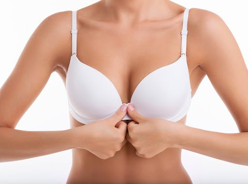 Many women choose to have fat transferred rather than implants, for larger but more natural-looking breasts.
