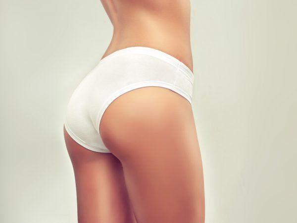 A butt lift reshapes and firms the buttocks.