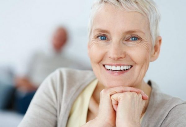 Dentures are used to replace a full set of missing teeth or are used partially to fill gaps from missing teeth.