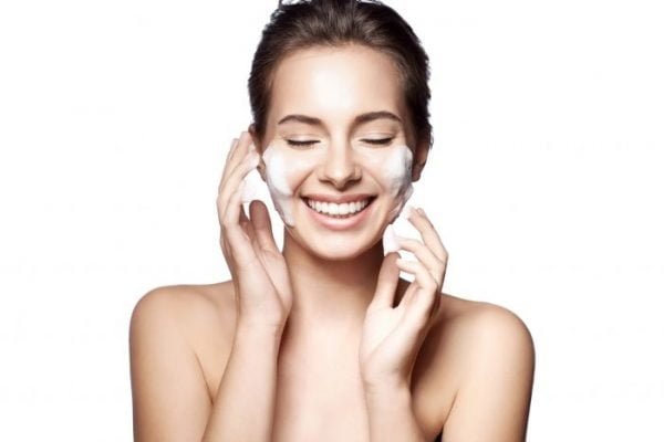 There are many skin types including normal, oily, dry, sensitive, or combination skin.