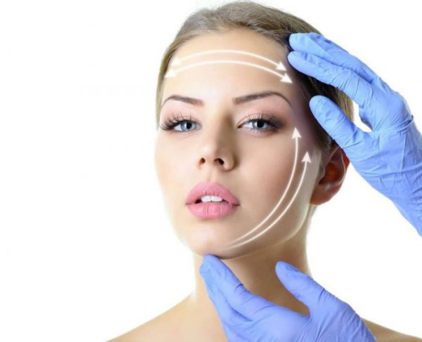 Facelifts rejuvenate aging skin by surgically tightening it.
