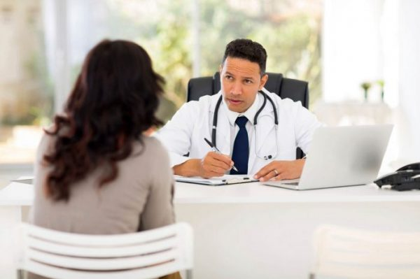 Patients will meet with a specialist to discuss the treatment options.