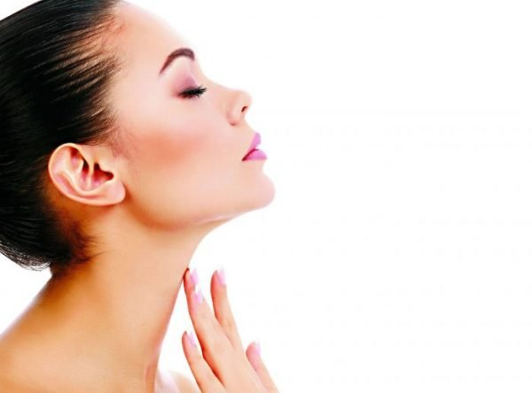 Undergoing neck lift surgery can create the appearance of weight loss.
