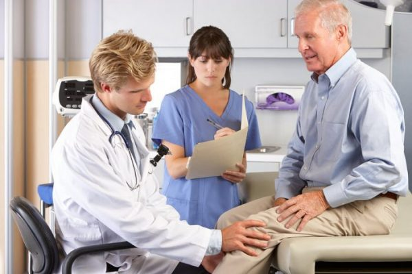Osteoarthritis mainly affects the hands, hips, and knees.