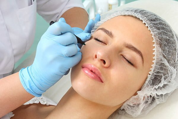Surgical adjustments to the eyelids can correct drooping or create a more contoured effect.